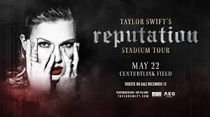 Nrg Seating Chart Taylor Swift Taylor Swift Is Coming To Centurylink Field Centurylink