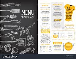 Cafe Menu Template Image result for best menu designs Menu Design Pinterest 1