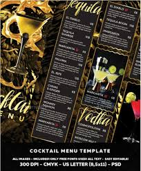 Design A Menu Free Top 37 Free Low Cost Restaurant Menu Templates