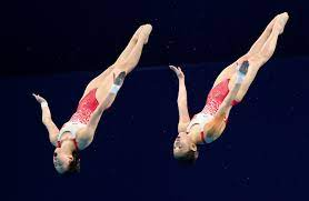 There are individual and synchronized events for both genders on each board. Diving Teen Duo Extend China Women S Winning Streak Reuters