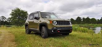 Road Test Review - 2016 Jeep RENEGADE Trailhawk - By Tim Esterdahl