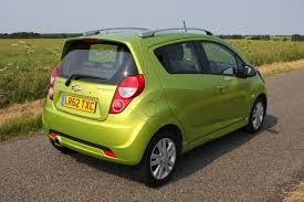 Chevrolet Spark Hatchback (2010 - 2015) Features, Equipment and ...
