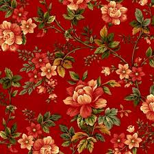 Photo Collection Red Fabric With Floral & Mary Rose Quilt Gate Fabric Collection AMELIA 15E Tossed Pink ... Floral ... Adamdwight.com