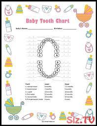 Free Printable Baby Girl Tooth Card Free Printab Baby