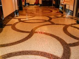 Image of: Terrazzo Flooring for Home