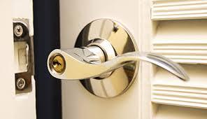 door lever locks