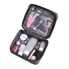 men s cosmetic bag waterproof polyester travel makeup organizer beauty brush toiletry multifunction wpouch accessories items