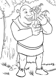 Small Picture adult shrek coloring book shrek coloring book online shrek the