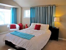 White And Turquoise Bedroom Blukatkraft Simple Bedroom Makeover White Turquoise Red