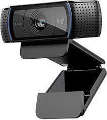 Logitech HD Pro Webcam C920, Widescreen Video ... - Amazon.com