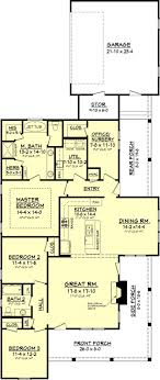 356 Best Small Houses Images On Pinterest  Architecture Small Country Style Open Floor Plans