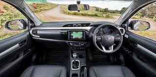 2018 toyota ute.  ute additional changes include downhill assist control pvc flooring and black  door handles for sr 44 double cab variants along with led fog lights the  intended 2018 toyota ute d