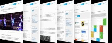 Website Builder Templates Cool Membership Website Builder MembershipWorks