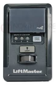 myq garage door opener888LM LiftMaster MyQ Wall Console  Control panel