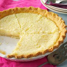 Best Pie Recipes Coconut Pie Recipe Taste Of Home
