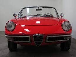 alfa romeo sport car vintage