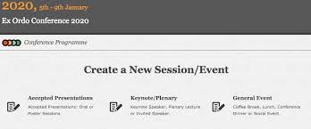 Create A Programme For An Event Old Timetable Building Your Timetable Ex Ordo Knowledge Base