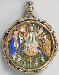 pendant medallion the last judgment work of art heilbrunn pendant medallion the last judgment