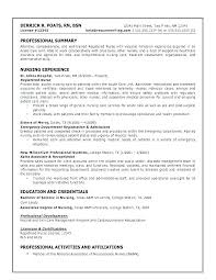Resume Examples For College Students With No Experience Impressive Resume Examples For Nurses With No Experience Dewdrops
