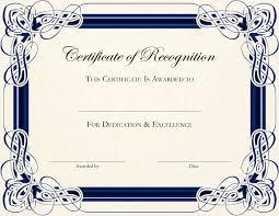 Fillable Certificates Free Editable Certificate Design Templates Lazine Net