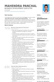 Business Development Executive Resume samples. Work Experience. Back Office  Executive ...