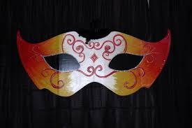 Large Masquerade Masks For Decoration Ideas For Throwing a Mardi Gras Masquerade Party DIY Network 17