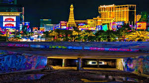 Living Under Vegas Las Vegas Underground City Youtube