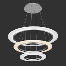 led pendant lights modern kitchen acrylic suspension hanging ceiling lamp dining table chandeliers lighting for home 50w fcc ce rohs vallkin metal pendant