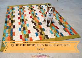 The 13 Best Jelly Roll Quilt Patterns EVER - FaveCrafts & 13 of the Best Jelly Roll Patterns Ever Adamdwight.com