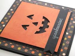 21 Best Cards  Halloween Images On Pinterest  Holiday Cards Card Making Ideas For Halloween