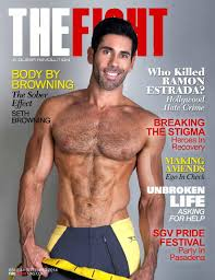 THE FIGHT L.A. S LGBT MONTHLY MAGAZINE SEPTEMBER 2014 by The Fight.