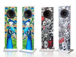 speakers art. urban fidelity art speakers o