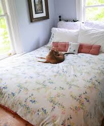 diy duvet cover with two flat sheets the sheets used for this tutorial aren