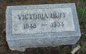 Victoria Huff (Fariss) (1848 - 1934) - Genealogy