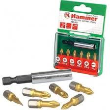 <b>Набор бит Hammer 203-901</b> PB в интернет-магазине Регард ...