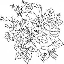 roses coloring pages free sheets best of rose