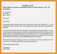 writing a letter format letter writing format informal thepizzashop co