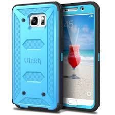 Details about ULAK [Knox Armor] Hybrid Rugged Shockproof Case For Samsung Galaxy Note 5