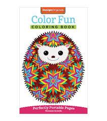 Design Originals Color Fun Adult Coloring Book Joann