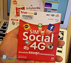 SIM CARD TRUE MOVE BAGUS MURAH AIRPORT BANGKOK