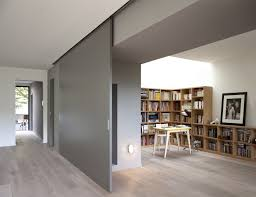 sliding office doors. brilliant doors sleek home office sliding door also library area on sliding office doors d