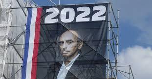 « Éric ZEMMOUR dit tout haut ce que les Français pensent tout bas. Il doit se présenter à l'élection de 2022 ! »  Valérie LAUPIES  dans france