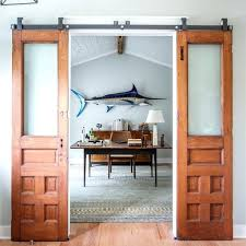 inside sliding barn doors interior door hardware all of the in ideas  exterior with why