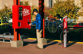 Bike Repair Vending Machine New Forget Candy Ride Saving Purchases Get Easier With Smaller Wall