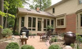 MPR Architecture  Custom Residential Architect  Washington DC Three Season Porch