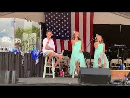 Hallelujah Cover by Liliana, Grant and Eva of One Voice Children's ...