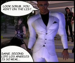 Second Life: My Horrible First Impression - Meme.ca via Relatably.com