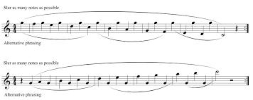 Oboe Trill Chart Technique Oboehelp
