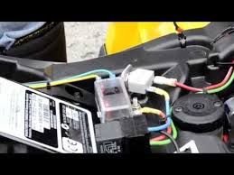 vote no on relay fuse block can am atv how to add an accessory fuse box