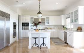 Kitchen Design With White Cabinets New 48 Best White Kitchen Cabinets Design Ideas For White Cabinets